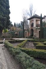 Alhambra topiary.