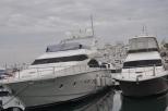 Yachts inPeurto Banus, where the 'fabulous' people live.